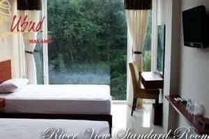 Ubud Hotel Malang - RIVER VIEW STANDART