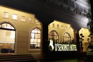 D'Senopati Malioboro Grand Hotel Yogyakarta - Eksterior