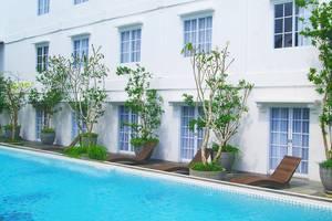 D'Senopati Malioboro Grand Hotel Yogyakarta - Kolam Renang