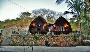 Coconut Hill Cottages Bali - Facade