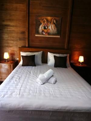 Coconut Hill Cottages Bali - Bedroom