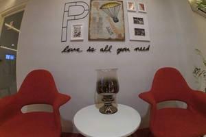 Rock Hotel Surabaya - Interior