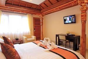 Bhuwana Ubud Hotel Bali - Kamar Deluxe Bali