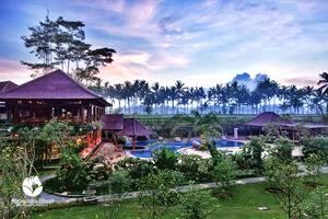 Bhuwana Ubud Hotel Bali - Pemandangan di Sekitar Hotel
