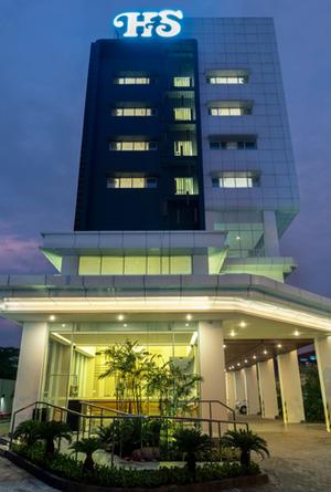 Hotel Santika Pasir Koja
