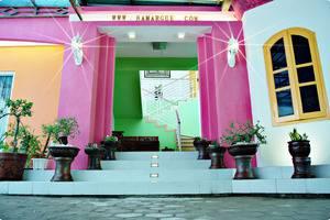Nitada Hotel & Residence Yogyakarta - Eksterior