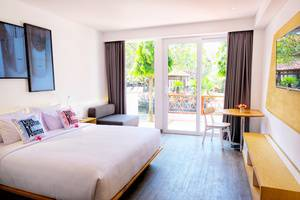 Sol House Bali Kuta by Melia Hotel International - House Room