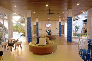 Sol House Bali Kuta by Melia Hotel International - Lobby