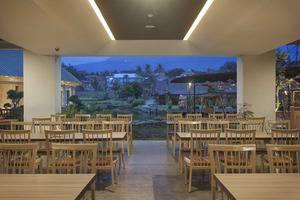 The Wujil Resort & Conventions Semarang - Restaurant Hall