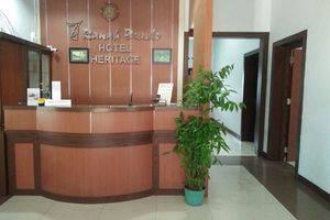 Hotel Ranah Bundo Padang - receptionist