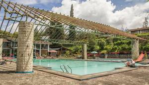 Villa Air Natural Resort Bandung - Pool