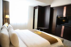 Gets Hotel Semarang - room suite