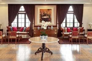 Allium Cepu Hotel Blora - Lobi