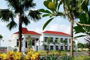 Allium Cepu Hotel Blora - Tampilan Luar Hotel