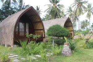 The Raiq Bungalow Lombok - Eksterior