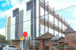 Orchid Guest House Bali - Tampilan Luar Hotel