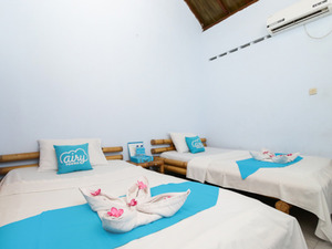 Airy Eco Pantai Senggigi Lombok - twin