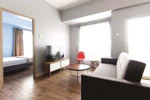 Newton Apartment by OCB