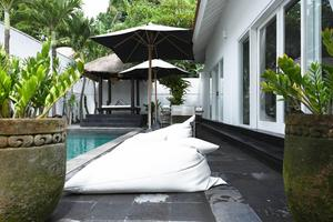 The Batu Belig Villa