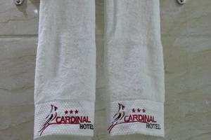 Cardinal Lucky Star Hotel Batam - Handuk