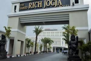 Hotel The Sahid Rich Jogja - Tampilan Luar Hotel