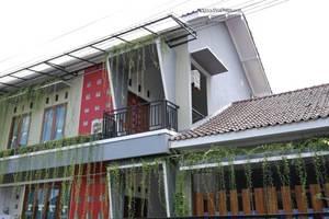 NIDA Rooms Gang Merpati Condong Catur Jogja - Pemandangan ARea