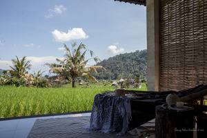Villa Pelangi  Sidemen - Teras