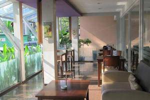 Anggrek Gandasari Hotel Bandung - Restaurant