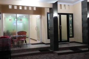 Wukir Mas Homestay Malang - Area Parkir