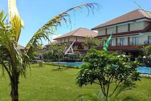 Bumi Tapos Resort Bogor - taman
