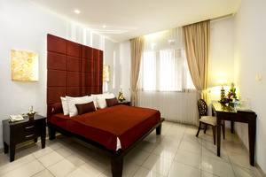 The Radiant Hotel Bali - Family Suite 1st Bedroom