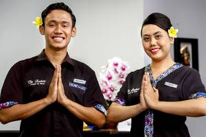 The Radiant Hotel Bali - Receptionist