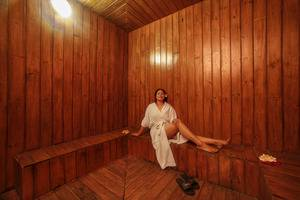 The Radiant Hotel Bali - Sauna