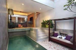 Villa Kayu Raja Bali - Kolam Renang