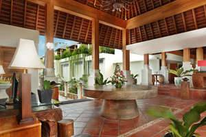 Villa Kayu Raja Bali - lobby
