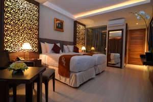 Villa Kayu Raja Bali - Kamar Dengan Twin Bed