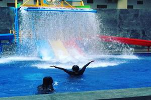 Hotel Grand Pacific Pangandaran - Pool
