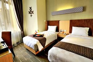 Cipta Hotel Pancoran - Kamar tamu