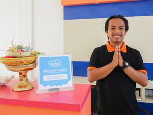 Airy Ungasan Dharmawangsa 42 Bali - Receptionist