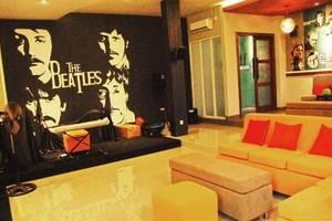 MELODY Guest House Cilegon - Ruang tamu