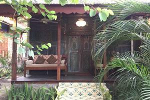 Villa Kampung Kecil Bali - Terrace
