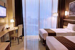 Pasar Baru Square Hotel Bandung - Deluxe Room