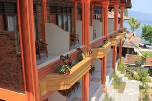 Anju Cottage Samosir - Pemandangan
