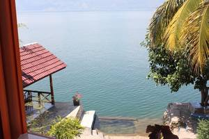 Anju Cottage Samosir - View