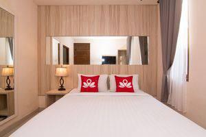 ZenRooms Cemara Bedugul Bali - Tampak tempat tidur double