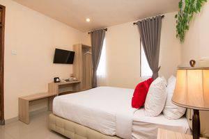 ZenRooms Cemara Bedugul Bali - Tempat Tidur Double