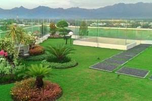 Golden Palace Lombok - Rooftop Garden