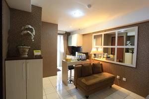 Lite Rooms Jakarta - Ruang tamu