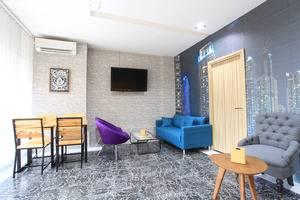 Lite Rooms Jakarta - Lounge