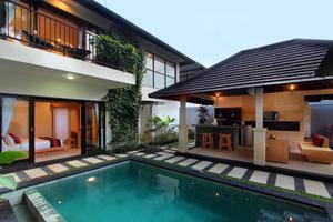 Agata Villas Bali - Kolam Renang